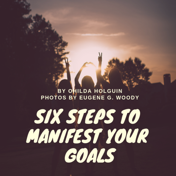 Six Steps To Manifest Your Goals Latinista Com