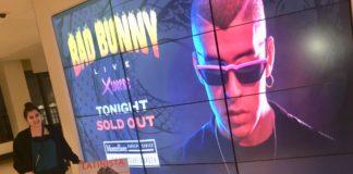 bad bunny concert