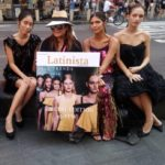 It's Party Time! Latinista Magazine features Celebrity Cesar Galindo's Archive Collection
