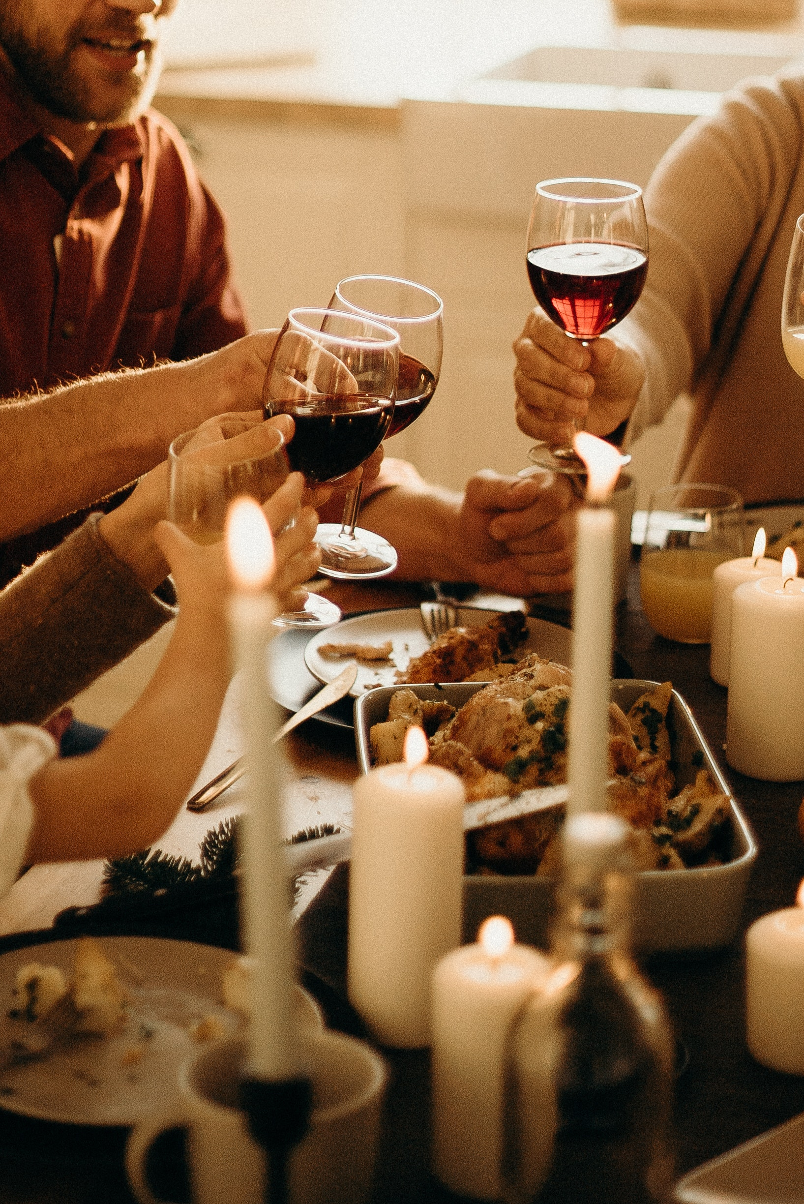 Staying Healthy at the Holiday Table