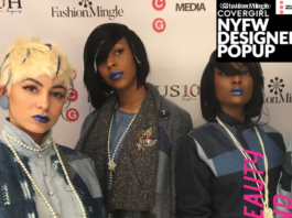 Designer JUS10H Dazzles With Fall/Winter 2020 NYFW Show