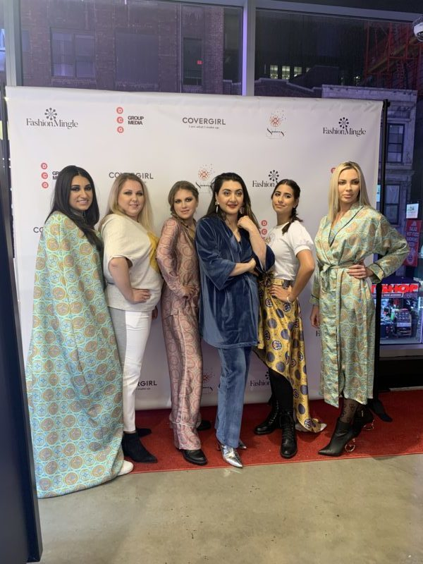NYFW Pop Up Designer Series: SHABEEG Collection
