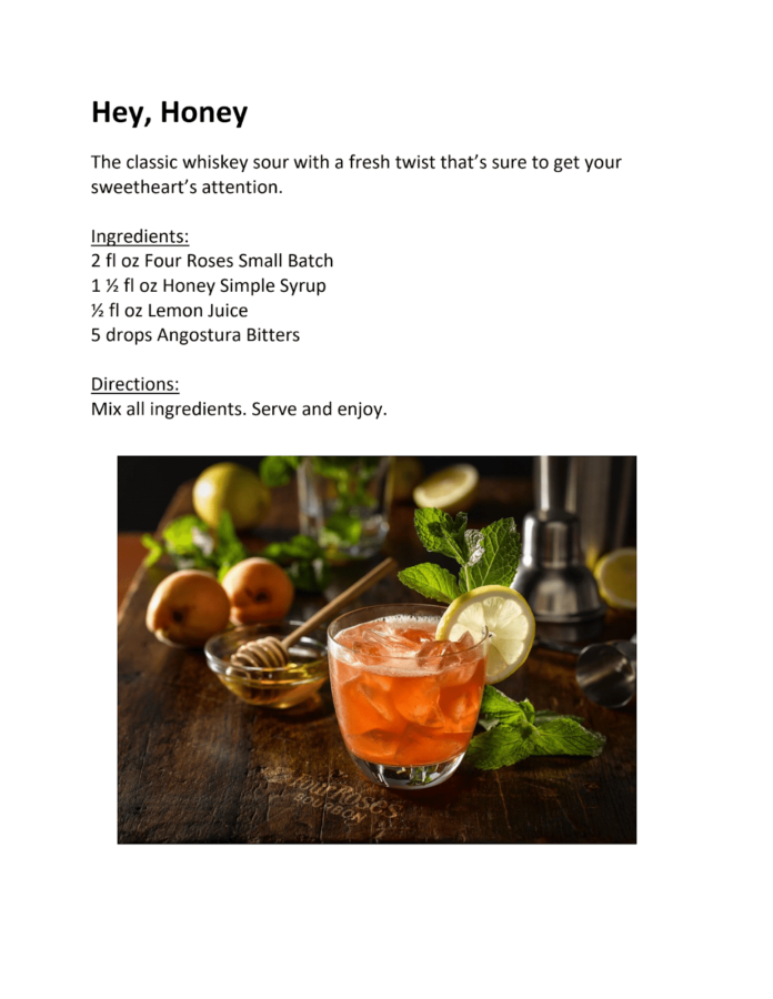 DRINK UP-SIGNATURE COVID COCKTAILS